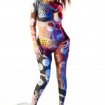 Beauty by Design Body Paint Shoot  Body Painter: Leon Rainbow Photographer: Gregory Maxx Model: Andi Phoenix